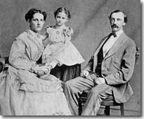 Samuel, Mary Louis, and Frances Agnes Dibble.